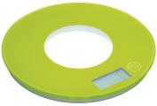 Kitchen Craft Colourworks 5 kg Electronic Kitchen Scales, Green