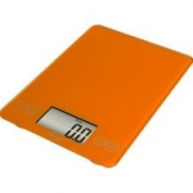 Escali 6.8kg. Arti Digital Scale, Overly Orange