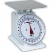 Detecto T2 Top Loading Large Dial scale-32 oz Capacity, Enamel Finish
