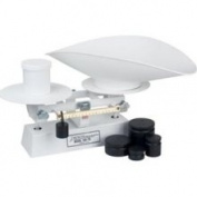 Detecto Scale - Baker's Dough - 8 kg Capacity - White Baked