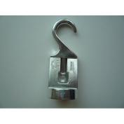 Taylor & NG Track Rack Swivel Hook in Aluminium