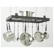 Designer Kitchen Pot Rack - Jay Rinaldo