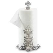 Arthur Court Fleur de Lis Paper Towel Holder 55-0216