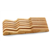 Mundial 17.8cm Solid Wood In-Drawer Knife Storage Tray
