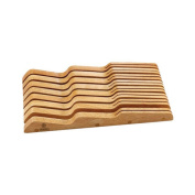 Mundial 22.9cm Solid Wood In-Drawer Knife Storage Tray