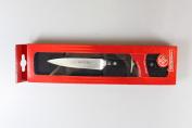 Mundial 5100 Series Black 10.2cm Paring Knife
