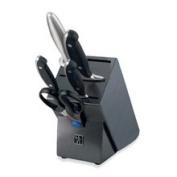 J.A. Henckels International Forged Synergy 6-Piece Knife Block Set