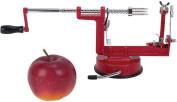 Maxam Apple Peeler/Corer/Slicer with Suction Base - KTAPPLE