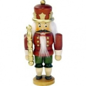 Alexander Taron 32-610 Red King Nutcracker Natural Tones