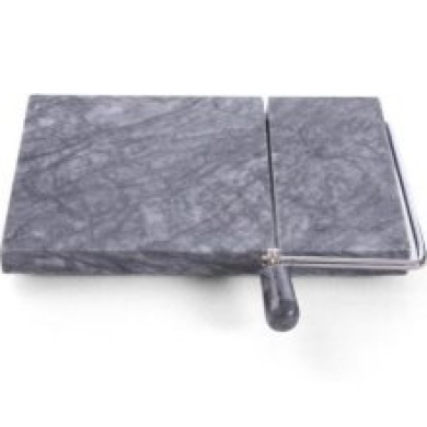 Oenophilia Marble Cheese Board with Slicer