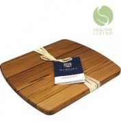 Madeira Housewares 1021 Madeira Teak Edge Grain M Utility Board