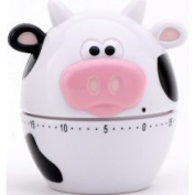 Joie Moo Moo Cow Character 60 Minute Mechanical Kitchen Timer