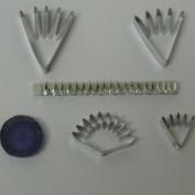 RVO Gerbera Mould & Cutters