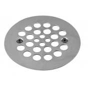 WestBrass D3193 Oil Rubbed Bronze Plastic Oddities Style 11cm . OD Shower Strainer Grid