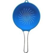 Silicone Flexible Strainer - Blue