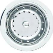 Blanco 440029 Deluxe 8.9cm Kitchen Sink Strainer Chrome