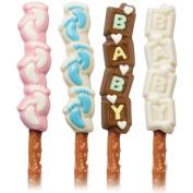 Wilton 489609 Pretzel Mould-Baby 6 Cavities - 2 Designs