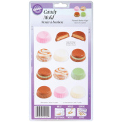 DOLLARDAYS Candy Mold-Peanut Butter Cup 11 Cavity