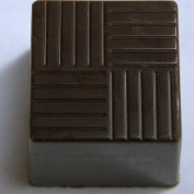 Cabrellon Chocolate Mould Cube 20x20x20mm 54 Cavities