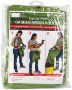 Plastec Industries GA101GN Green 41in. Full Length Garden Apron Pouch