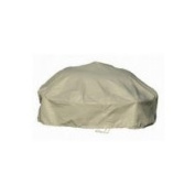 Protective Covers 1199-TN 121.9cm Tan Firepit Cover