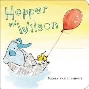 Hopper and Wilson [Board Book]