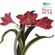Royal Horticultural Society Desk Diary 2014