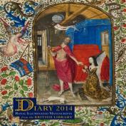 British Library Pocket Diary 2014