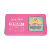 Sweet Treats Starter Stencils
