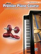 Premier Piano Course Technique, Bk 4