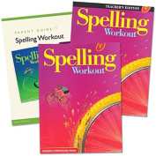 Spelling Workout Homeschool Bundle, Level F [With Parent Guide and Teacher's Guide]