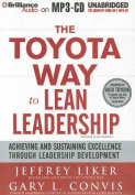 The Toyota Way to Lean Leadership [Audio]
