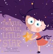 Twinkle, Twinkle, Little Star (Nursery Rhymes) [Board book]