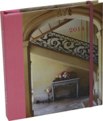 Romantic French Engagement Calendar 2014