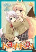 Kanokon Omnibus Vol. 3-4