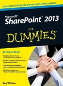 Microsoft SharePoint 2013 fur Dummies  [GER]