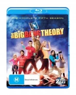 Big Bang Theory The Complete Fifth Season [Region 4] [Blu-ray]