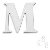 Kids Line White Wooden Letter