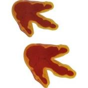 Dino-Mite Footprint Floor Decals - Party Decorations & Floor & Window