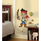 RoomMates RMK1793GM Jake and the Neverland Pirates Peel and Stick Giant Wall Decal