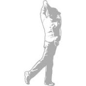 Borders Unlimited Golfer Sudden Shadow Wall Mural 01917