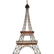 Eiffel Tower - Wall Decor Sculpture