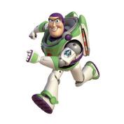 Fun House Disney Toy Story Buzz Giant Wall Sticker