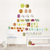 Nouvelles Images 2358665 Home Stickers Figures Decorative Wall