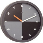 Bai Design Quadro Modern Wall Clock Style
