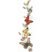 Woodland 13805 Corinthian Butterfly Metal Wall Art Decor Sculpture
