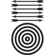 Crearreda CR-55203 Target Magnetic Wall Sticker