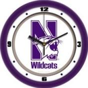 Suntime Northwestern Wildcats Traditional 30.5cm Wall Clock