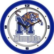 Suntime Memphis Tigers NCAA Wall Clock 30.5cm