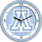 Linkswalker Arizona Wildcats UA NCAA 30.5cm Blue Wall Clock 30.5cm